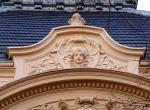 Wohnhaus in Görlitz, Louis-Braille-Straße 2, Dekorgestaltung durch Malermeister Goldfriedrich, Malerbetrieb