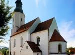Markersdorf OT Friedersdorf Kirchweg 9 evangelische Kirche Malermeister Maler Goldfriedrich Malerbetriebe
