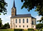 Reichenbach OT Meuselwitz Kirche Malermeister Maler Goldfriedrich Malerbetriebe