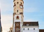 Görlitz Untermarkt 6-8 Rathausturm Malermeister Maler Goldfriedrich Malerbetriebe