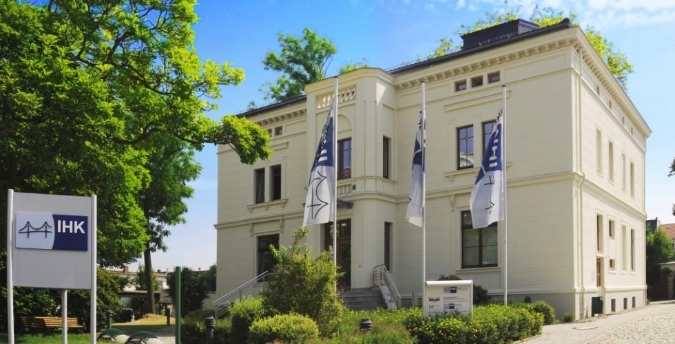 Görlitz IHK Fassade Malermeister Goldfriedrich