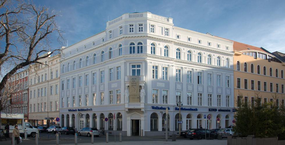 Görlitz Elisabethstraße 42/43 Volksbank